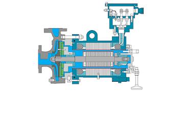 optimex - bombas de rotor humedo - principios