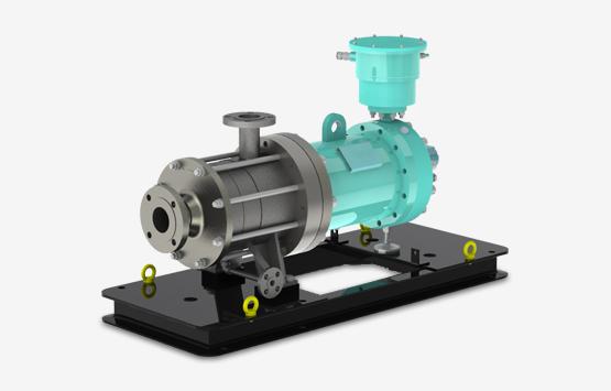 optimex - bombas rotor humedo multi gama