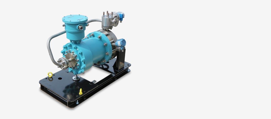03 - pompe à rotor noyé - api 685 - optimex bf984