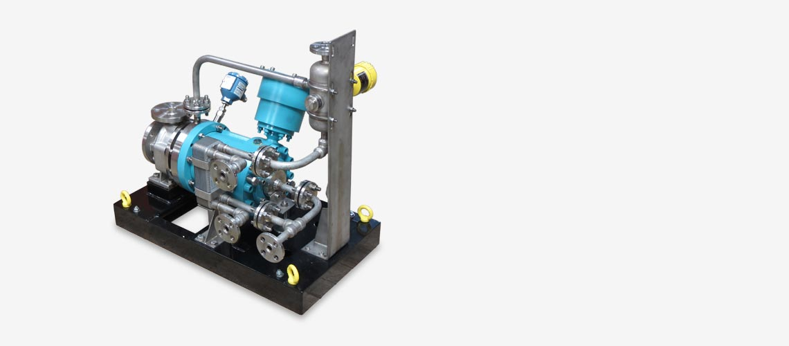 04 - Pompe rotor noyé - iso 15783 - optimex bf1054